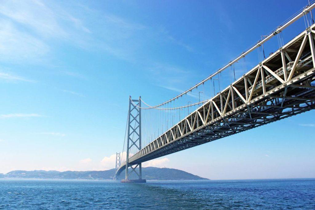 タワーランキング 明石海峡大橋