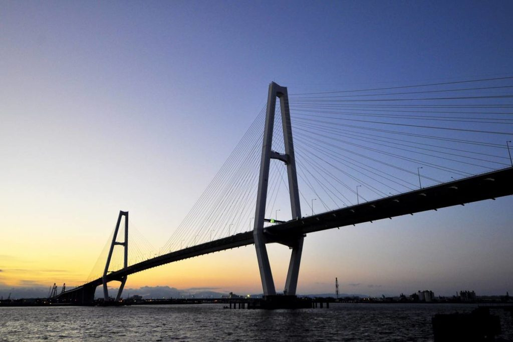 タワーランキング 名港中央大橋