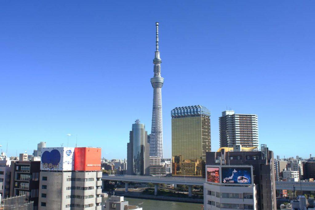 タワーランキング 東京スカイツリー