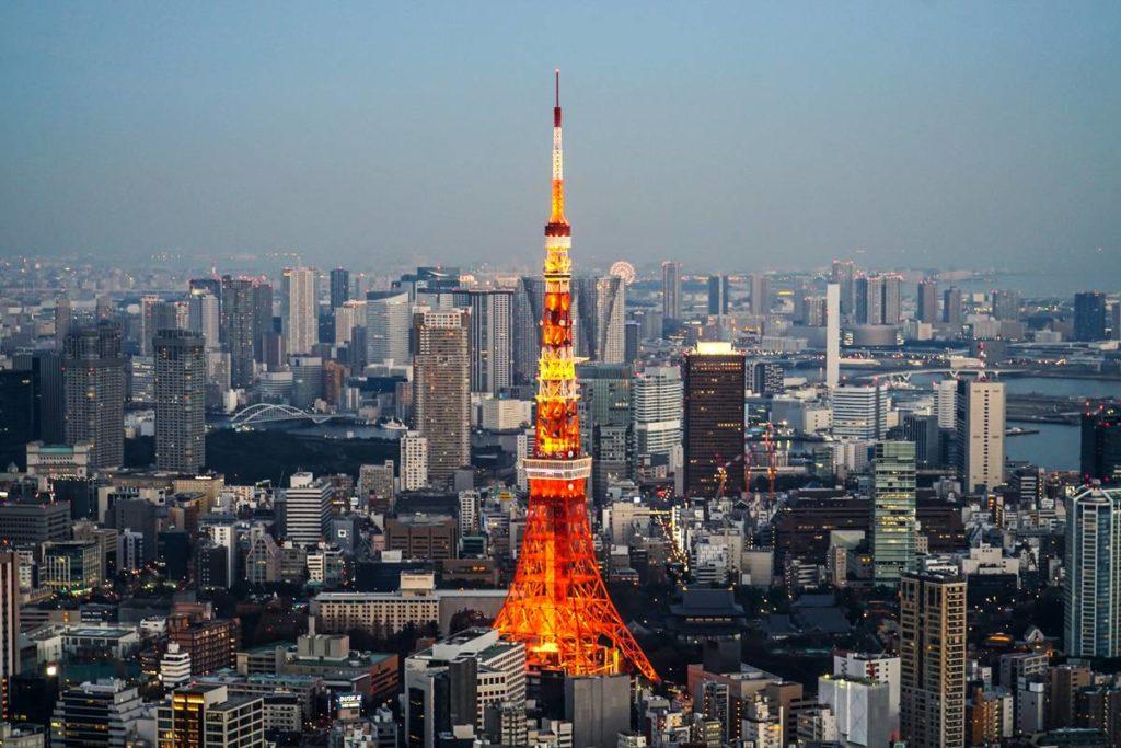 タワーランキング 東京タワー