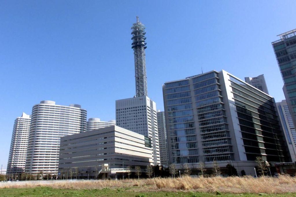タワーランキング 横浜メディアタワー