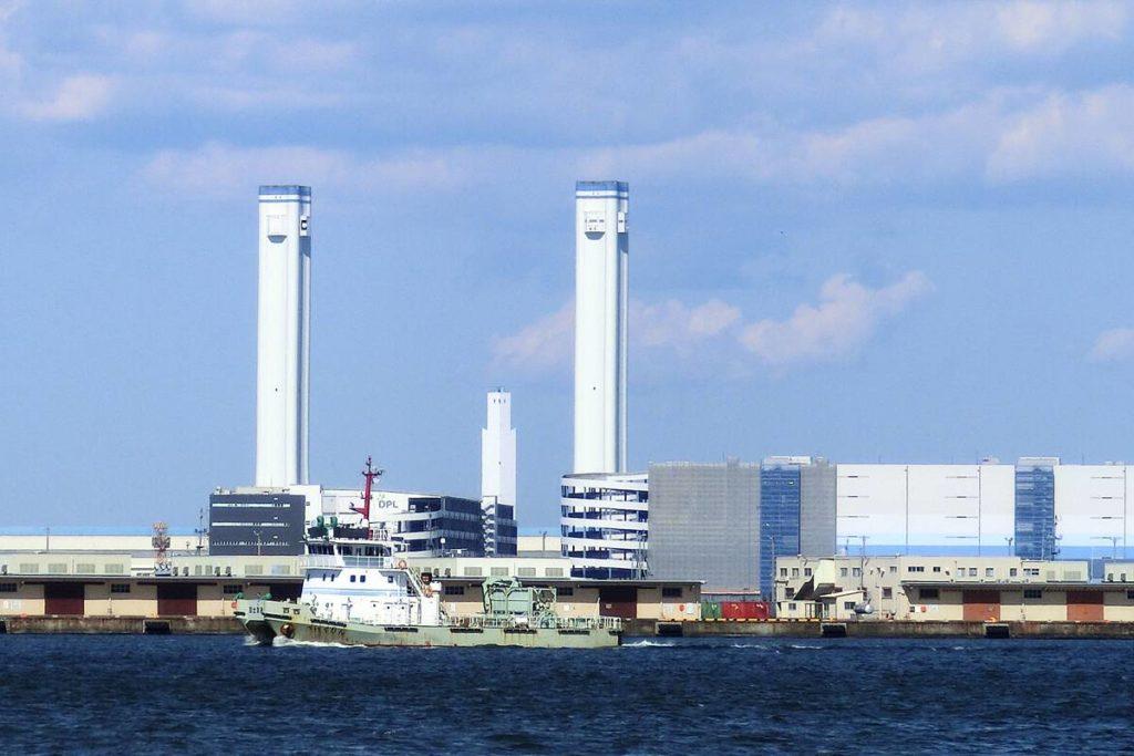タワーランキング 横浜火力発電所