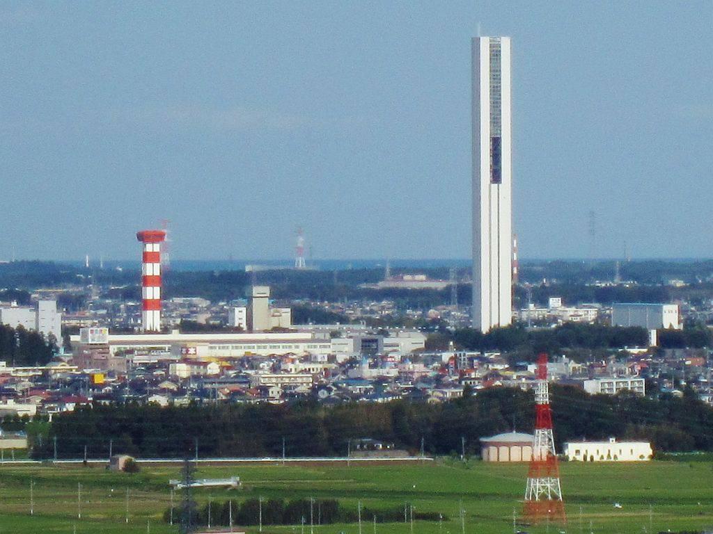 タワーランキング 日立エレベーター G1タワー