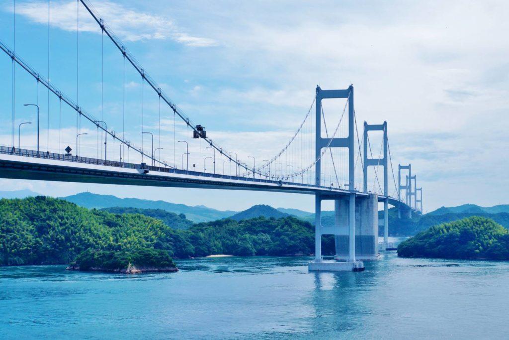 タワーランキング 来島海峡大橋