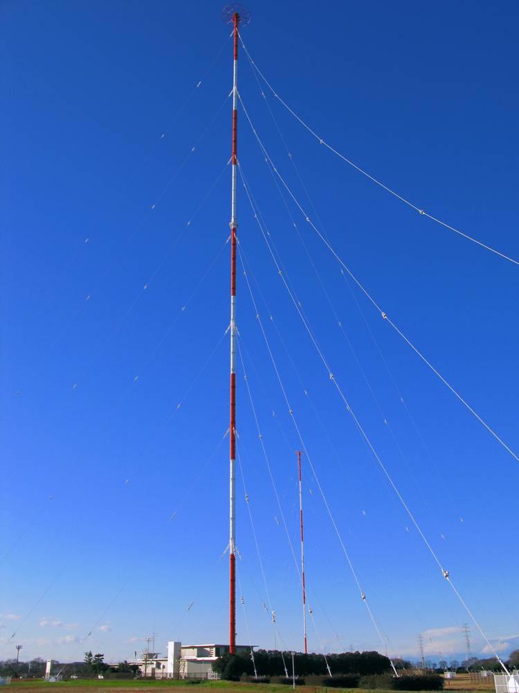 タワーランキング NHK菖蒲久喜ラジオ放送所 第1放送アンテナ
