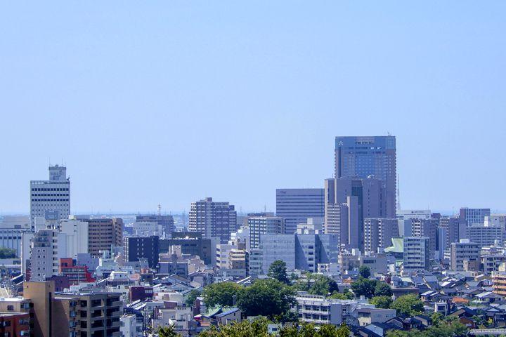 金沢市 中心部